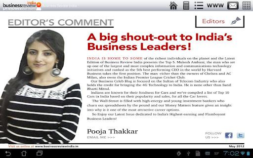 【免費商業App】Business Review India-APP點子