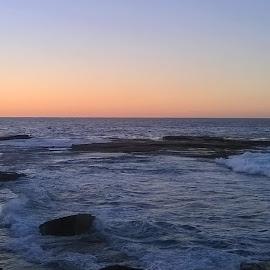 Just Lovely by Kamila Romanowska - Instagram & Mobile Other ( australia, ocean, morning, sun, sydney )