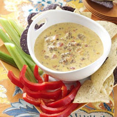 Slow Cooker Cheese Dip