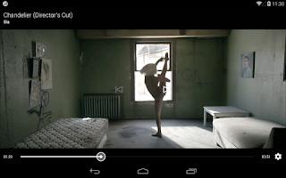 Screenshot of WiMP