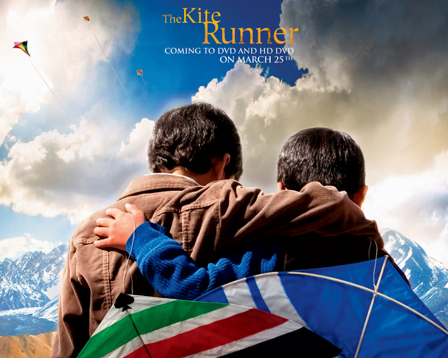 The kite runner - Ratish Naroor