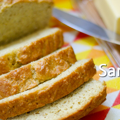 Paleo White Sandwich Bread