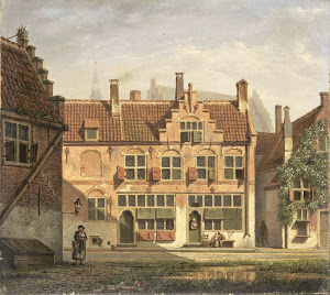 RIJKS: Johannes Jelgerhuis: painting 1826
