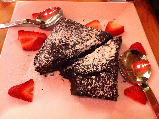 Gluten Free Brownie - Yum!