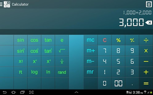 Multi Calculator- screenshot thumbnail