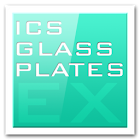 ADW APEX GO - ICS Glass Theme icon