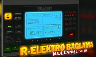 Screenshot of R-Elektro Bağlama