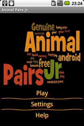 Animal Pairs Jr.