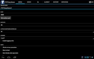 Screenshot of Servers Ultimate