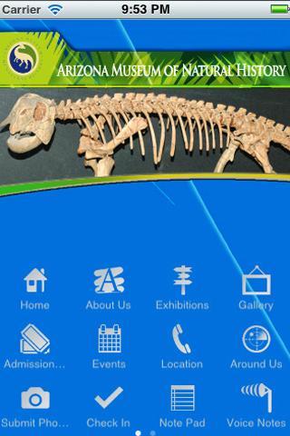 AZ Museum of Natural History