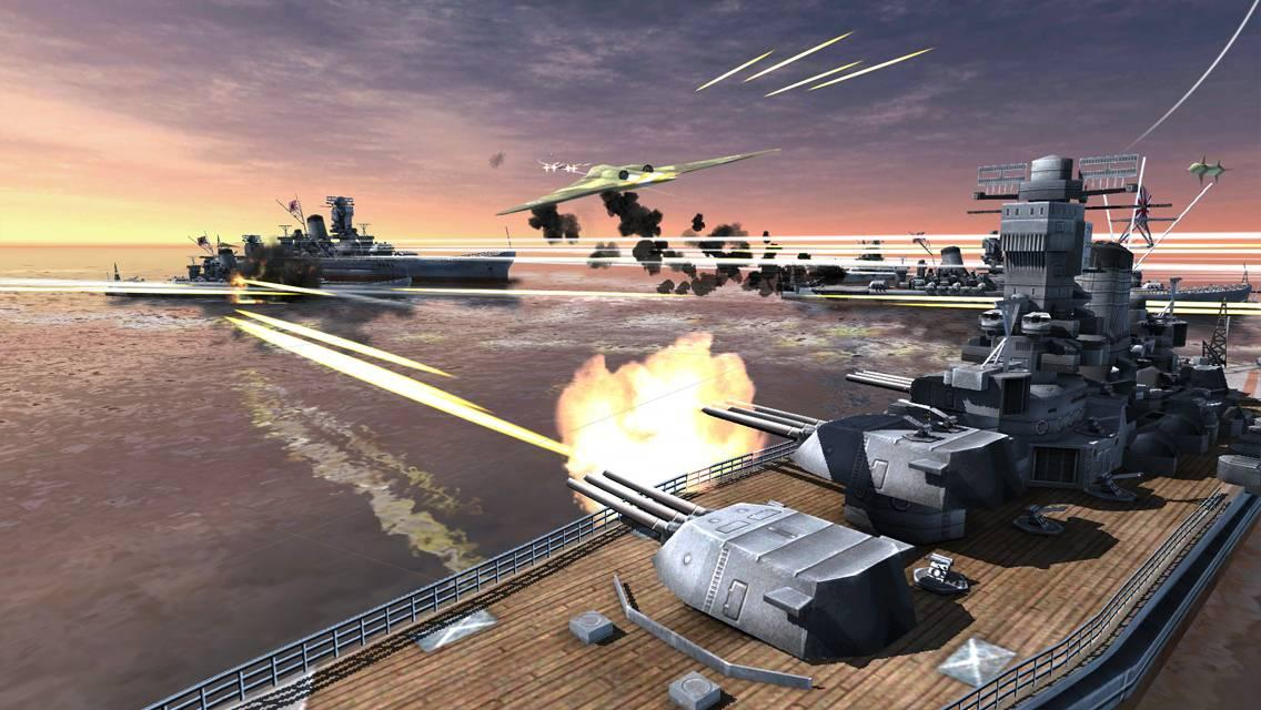 World Warships Combat Screenshot 5