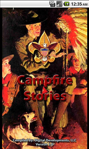Campfire Stories for Scouts