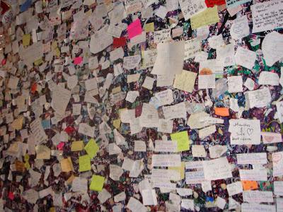 Casa de Julieta - Muro de Recados