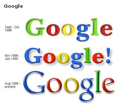 historia de los logos
