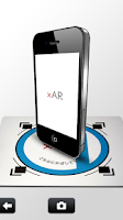 Screenshot of xAR multiple AR system