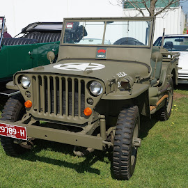The Jeep by Jefferson Welsh - Transportation Automobiles