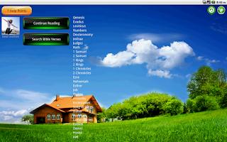 Screenshot of My Bible - Read, Play, Search