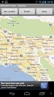 Screenshot of Metrolink LA: AnyStop