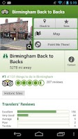 Screenshot of Birmingham City Guide