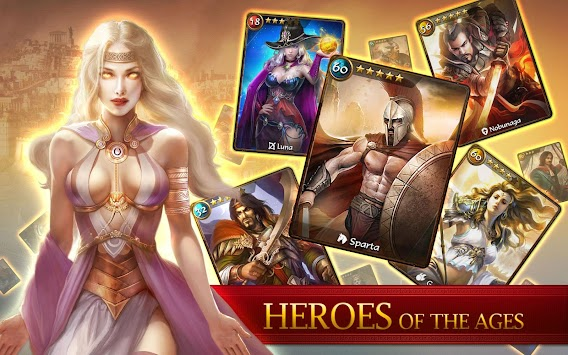 Rise Of War : Eternal Heroes APK screenshot thumbnail 12