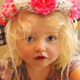 Little Beautiful by Cheryl Korotky - Babies & Children Child Portraits