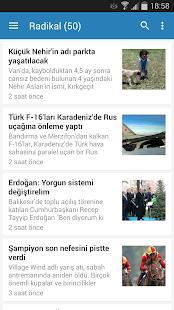 App Haber Özet - Son Dakika apk for kindle fire