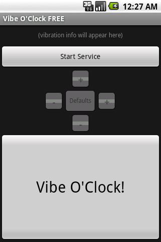 Vibe O'Clock Free