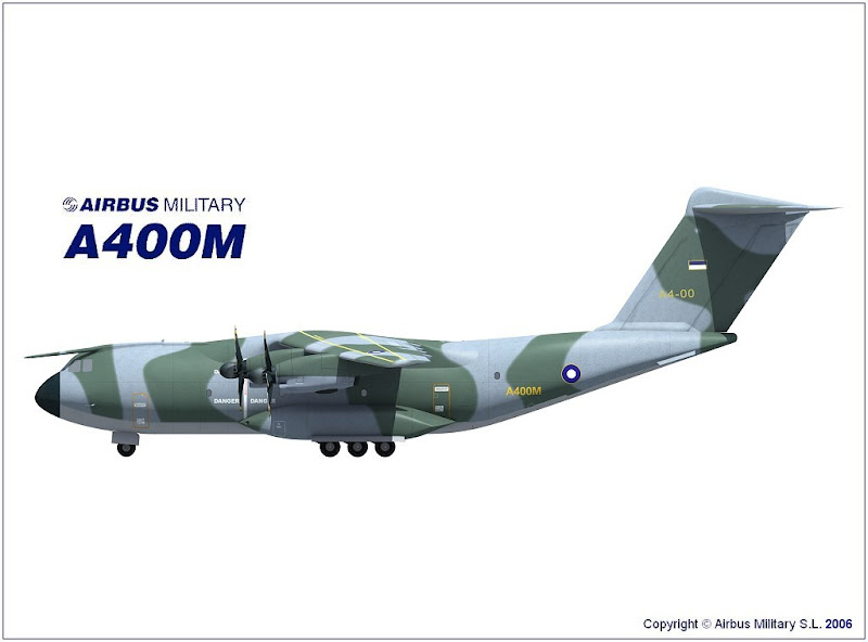Anyone Working On An Airbus A400m