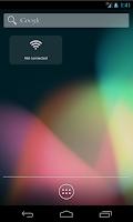 Screenshot of Simple WiFi Widget