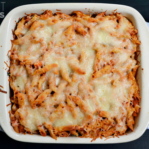 Turkey Sausage Pasta Bake Recipes | Yummly