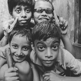 """""""Happiness is not something ready made. It comes from your own actions.""""  ― Dalai Lama XIV by Jerry Sarkr - Novices Only Street & Candid"""