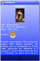 Screenshot of Rois de France