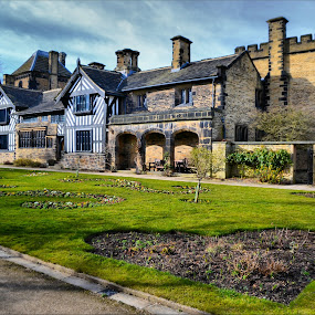 Shibden Hall by Nic Scott - Buildings & Architecture Public & Historical ( public park, building, shibden hall, museum,  )