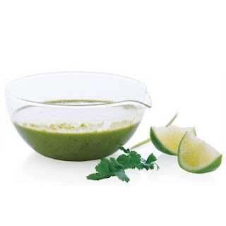Cilantro-Lime Salad Dressing