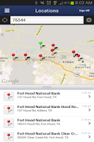 Screenshot of FHNB Mobile Banking