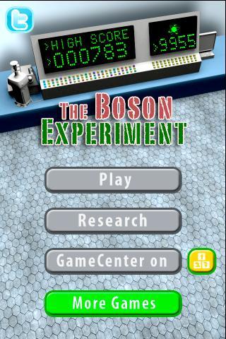 Boson Experiment