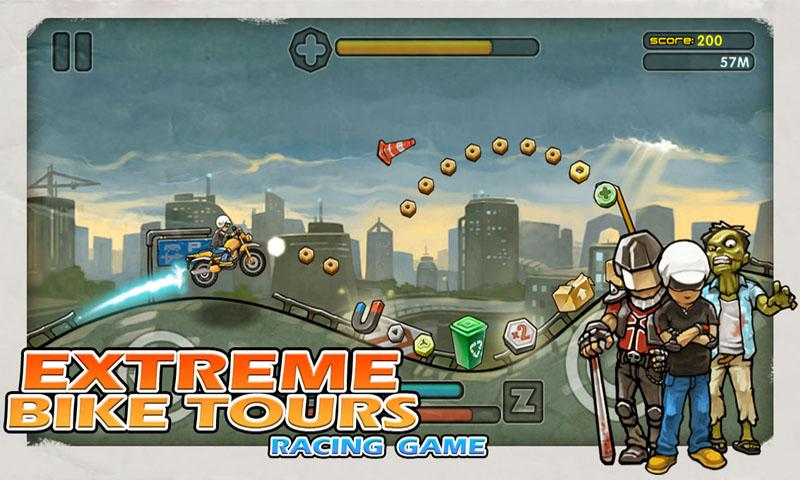 Extreme Bike Tours Screenshot 2