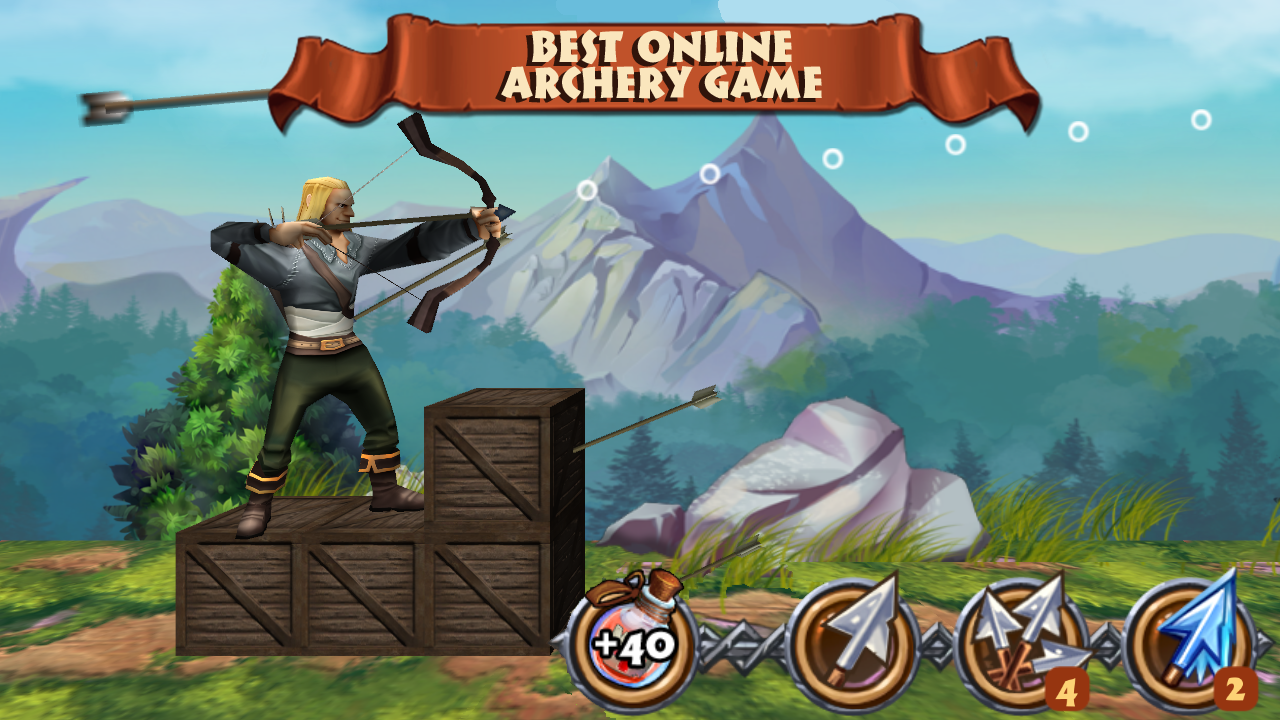 Robin Hood - Archery Games PVP Screenshot 10