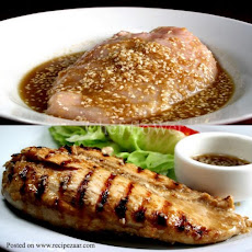 Ginger and Sesame Marinade