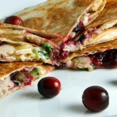Holiday Quesadillas