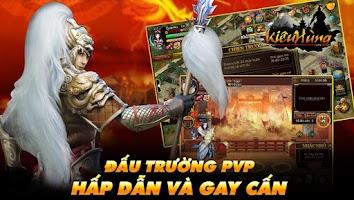 Screenshot of Kiêu Hùng Sohagame (Kieu Hung)