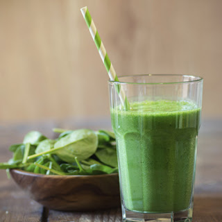 Eye Am Healthy Green Protein Whip