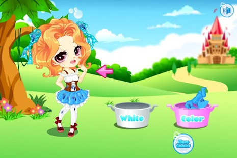 Little Princess Laundry- screenshot thumbnail
