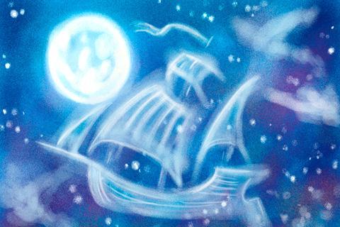 Колыбельная Белые кораблики
