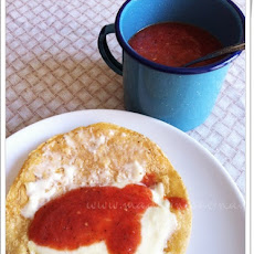Tomato Sauce for Quesadillas