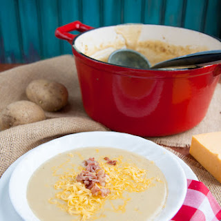 Velvety Potato Soup