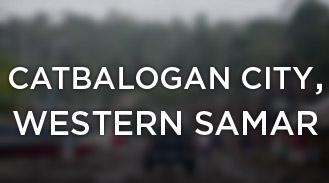 Catbalogan City, Western Samar