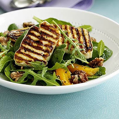 10 Best Halloumi Cheese Salad Recipes | Yummly