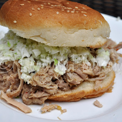 Southern Style Pulled Pork BBQ