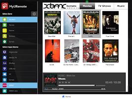 Screenshot of MyURemote - Universal Remote